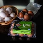 Αγρόκτημα Μουστάκα, Αυγά